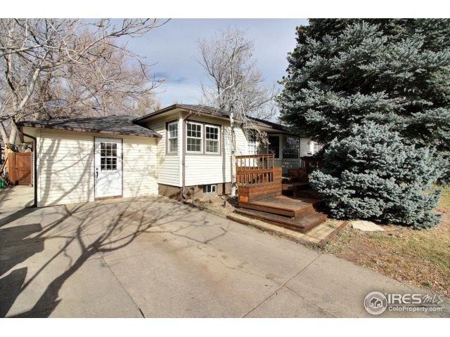 117 W 11th St 1/2, Loveland, CO 80537 (MLS #836994) :: The Forrest Group