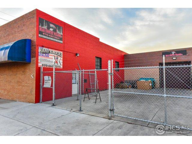 700 11th St, Greeley, CO 80631 (MLS #836997) :: 8z Real Estate