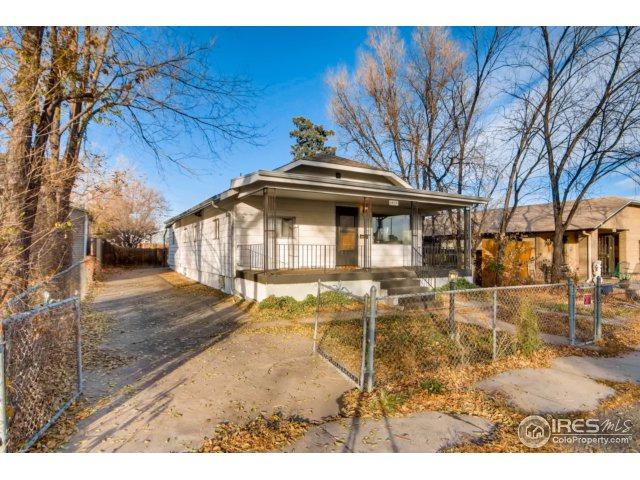 1459 Benton St, Lakewood, CO 80214 (#836999) :: The Peak Properties Group