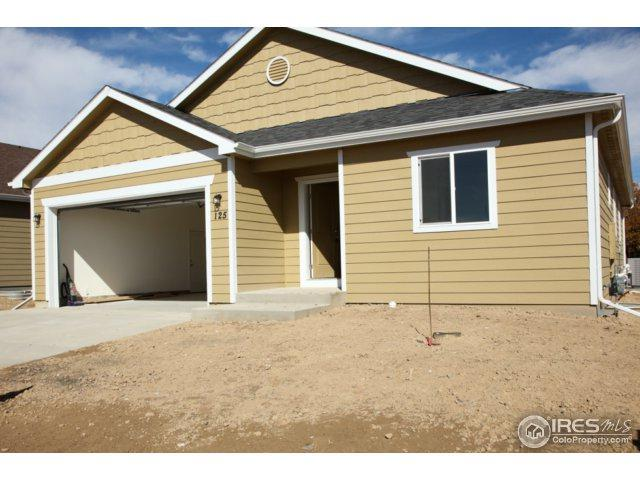 125 Johnson, Keenesburg, CO 80643 (MLS #837001) :: The Forrest Group