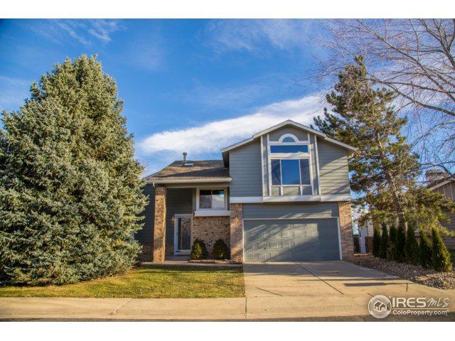 530 W Arrowhead St, Louisville, CO 80027 (MLS #837014) :: 8z Real Estate