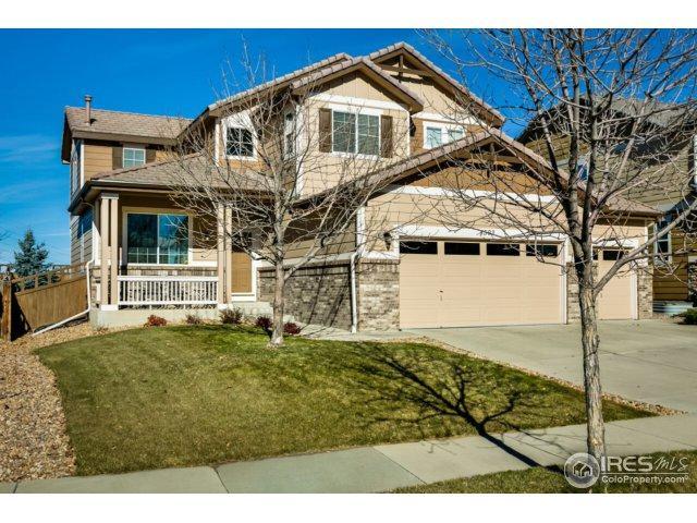 4593 Sedona Ln, Dacono, CO 80514 (MLS #837022) :: Kittle Real Estate
