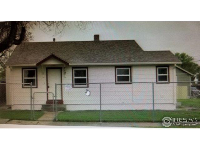 413 Grand Ave, Platteville, CO 80651 (MLS #837027) :: Kittle Real Estate
