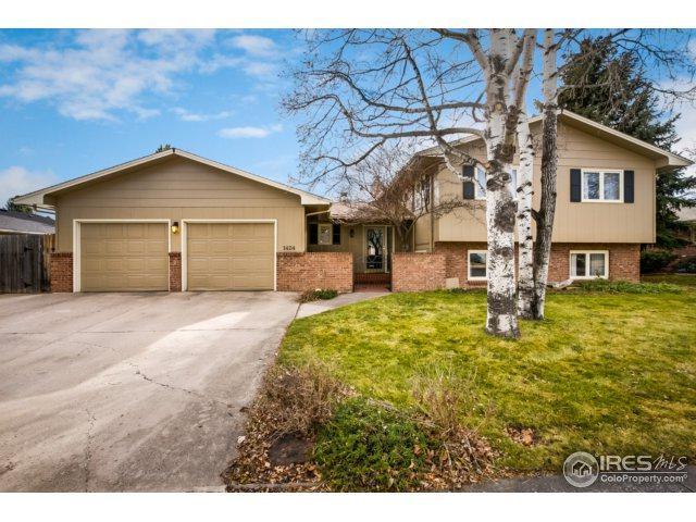 1424 Antero Dr, Loveland, CO 80538 (MLS #837037) :: 8z Real Estate