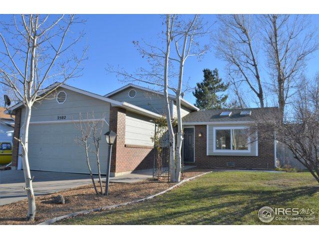 2502 15th St, Loveland, CO 80537 (#837045) :: The Peak Properties Group