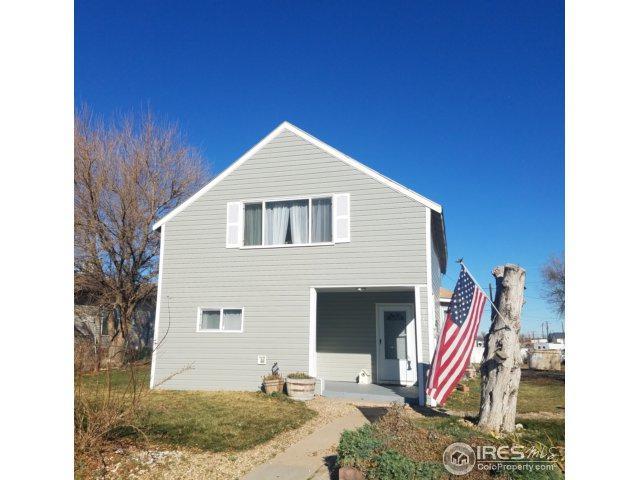 915 C St, Greeley, CO 80631 (MLS #837046) :: 8z Real Estate