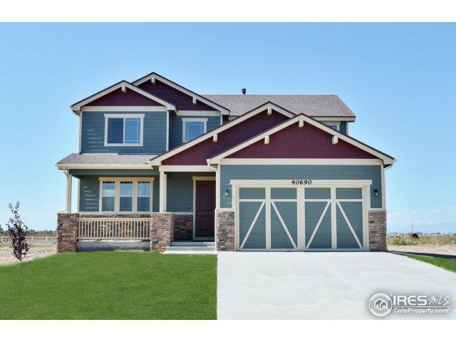 10203 W 11th St, Greeley, CO 80634 (#837047) :: The Griffith Home Team