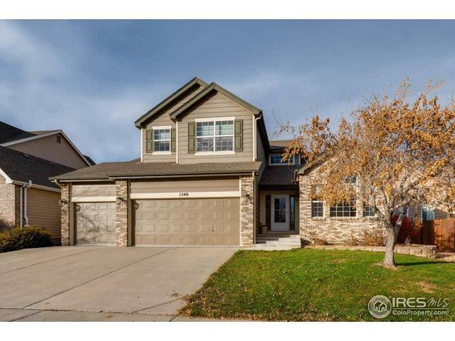 1546 Harlequin Dr, Longmont, CO 80504 (MLS #837049) :: 8z Real Estate
