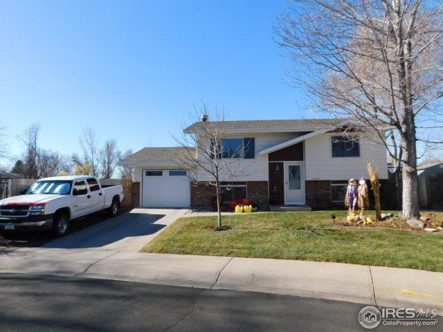 803 Table Mountain Ct, Windsor, CO 80550 (MLS #837051) :: The Forrest Group