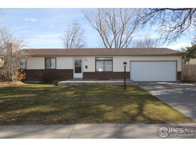 1724 29th Ave Pl, Greeley, CO 80634 (MLS #837063) :: 8z Real Estate