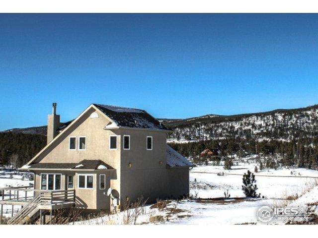 759 Huron Rd, Red Feather Lakes, CO 80545 (MLS #837066) :: Kittle Real Estate