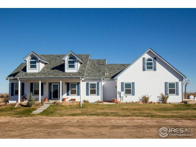 2543 County Road O, Wiggins, CO 80654 (MLS #837078) :: 8z Real Estate