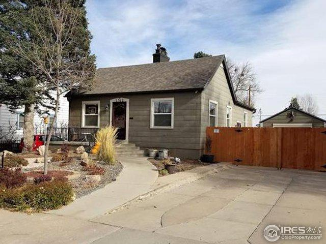 3760 S Sherman St, Englewood, CO 80113 (#837080) :: The Umphress Group