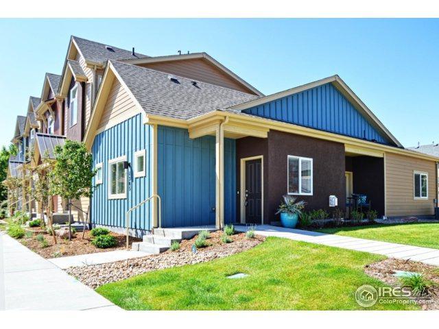 1318 S Collyer St A, Longmont, CO 80501 (MLS #837090) :: 8z Real Estate