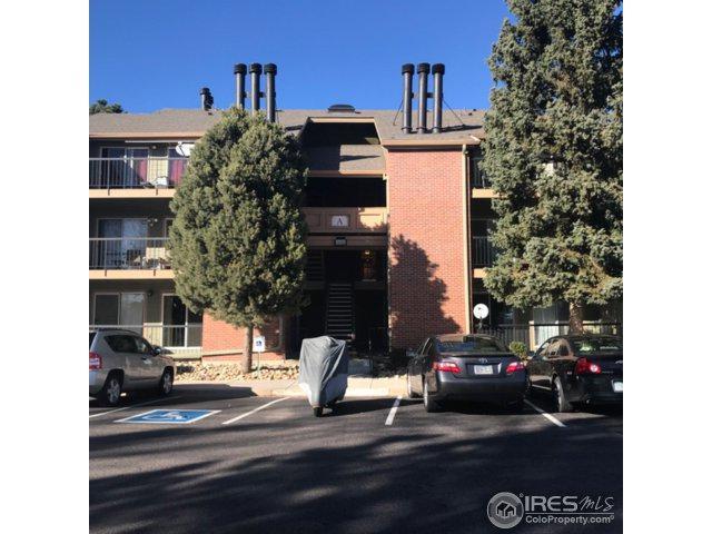 4899 S Dudley St #10, Littleton, CO 80123 (MLS #837095) :: 8z Real Estate
