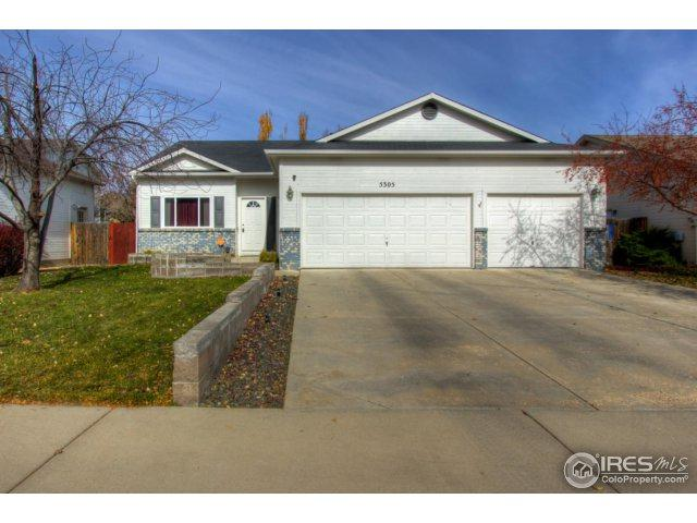 5305 W 2nd St, Greeley, CO 80634 (MLS #837100) :: 8z Real Estate
