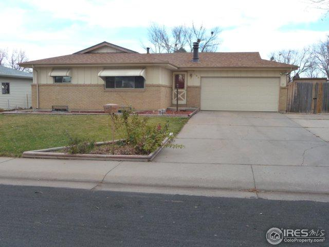 608 37th Ave, Greeley, CO 80634 (MLS #837103) :: 8z Real Estate