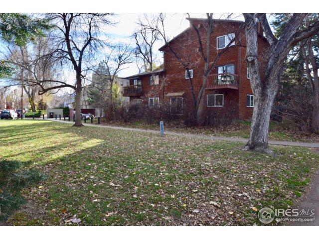1860 Walnut St #10, Boulder, CO 80302 (MLS #837119) :: The Forrest Group