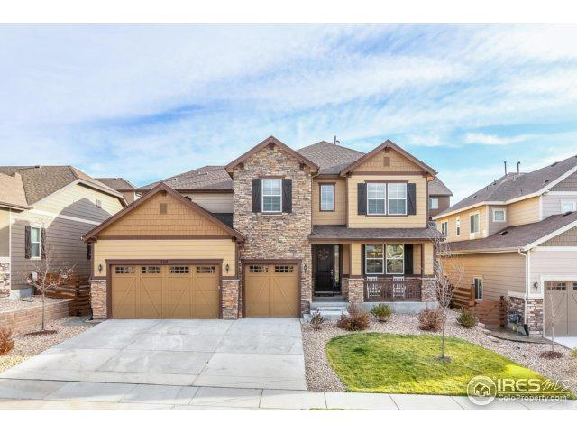 350 Dusk Pl, Erie, CO 80516 (MLS #837128) :: 8z Real Estate