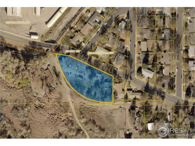 1801 W 8th St, Loveland, CO 80537 (MLS #837129) :: Downtown Real Estate Partners
