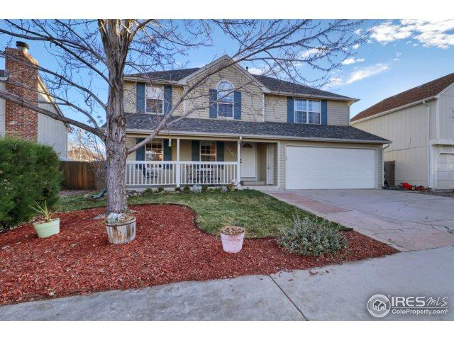 13180 W 63rd Cir, Arvada, CO 80004 (MLS #837132) :: 8z Real Estate