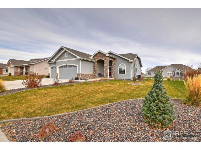 167 S Mountain View Dr, Eaton, CO 80615 (MLS #837136) :: 8z Real Estate