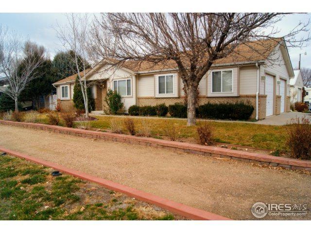 711 E 20th St, Greeley, CO 80631 (MLS #837146) :: 8z Real Estate
