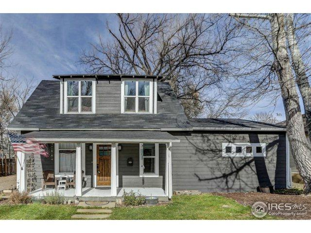 435 E 10th St, Loveland, CO 80537 (MLS #837173) :: Downtown Real Estate Partners