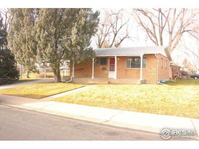 2501 24th Ave Ct, Greeley, CO 80634 (MLS #837182) :: Downtown Real Estate Partners