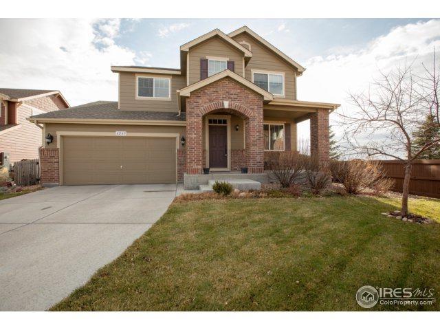 6269 Maverick Ave, Timnath, CO 80547 (MLS #837189) :: 8z Real Estate