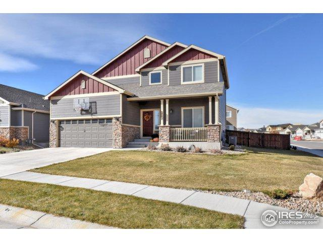 1779 Avery Plaza St, Severance, CO 80550 (MLS #837190) :: Downtown Real Estate Partners
