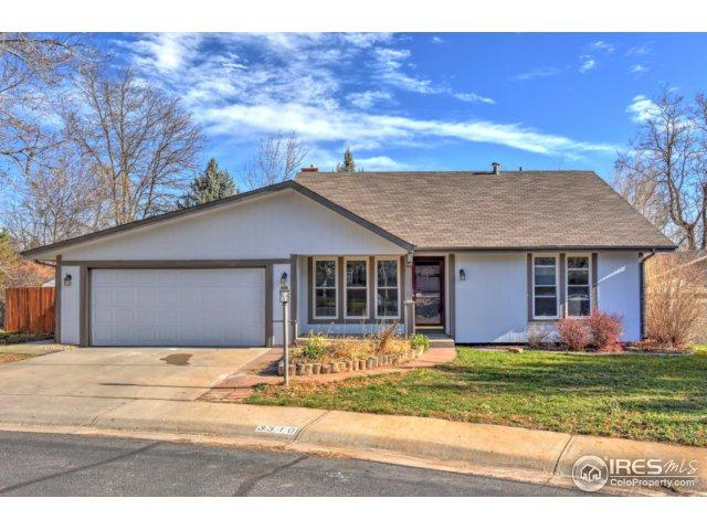 3316 34th Ave Pl, Greeley, CO 80634 (MLS #837217) :: Downtown Real Estate Partners