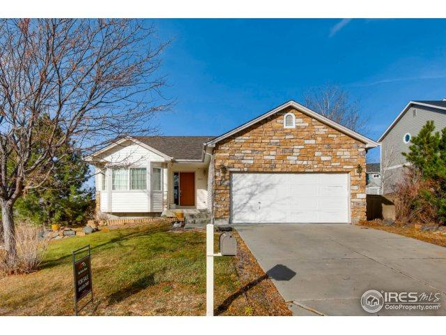 5971 Randolph Ave, Castle Rock, CO 80104 (#837225) :: The Peak Properties Group