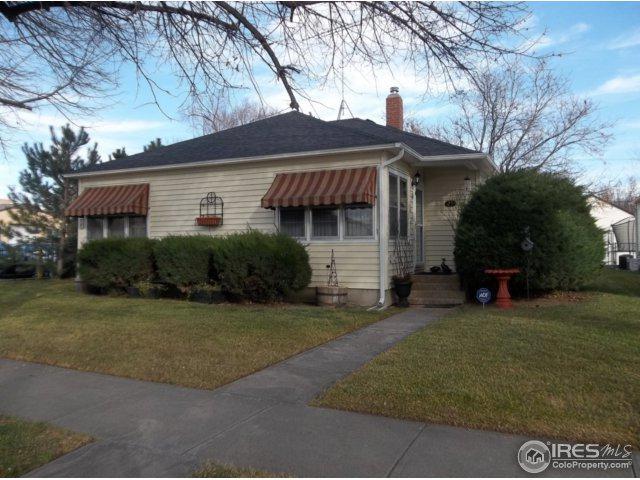 25 Cottonwood Ave, Eaton, CO 80615 (MLS #837233) :: 8z Real Estate