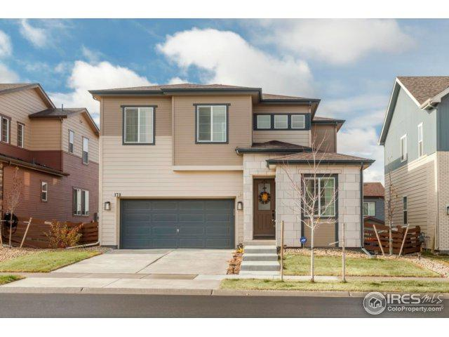 170 Starlight Cir, Erie, CO 80516 (MLS #837234) :: 8z Real Estate