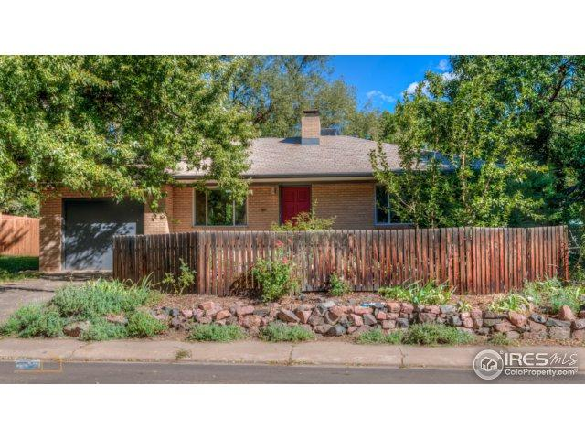835 Iris Ave, Boulder, CO 80304 (MLS #837239) :: Downtown Real Estate Partners