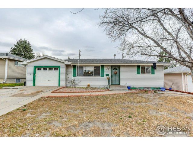 2514 W 6th St, Greeley, CO 80634 (MLS #837245) :: Downtown Real Estate Partners