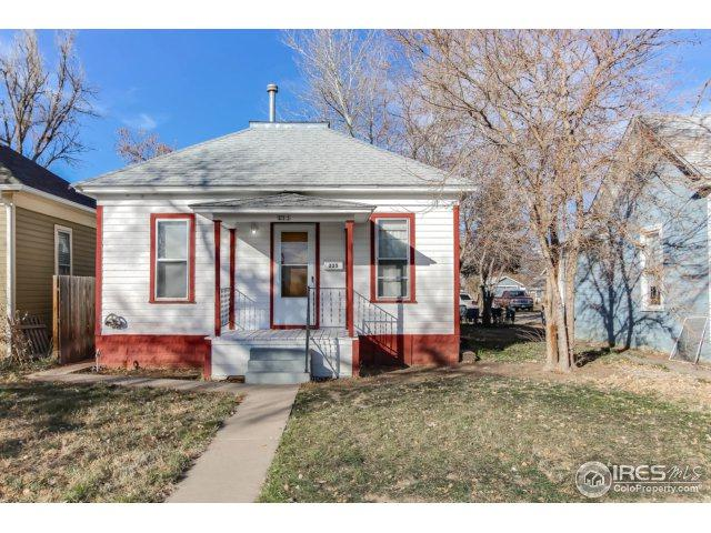 225 13th St, Greeley, CO 80631 (#837330) :: The Peak Properties Group