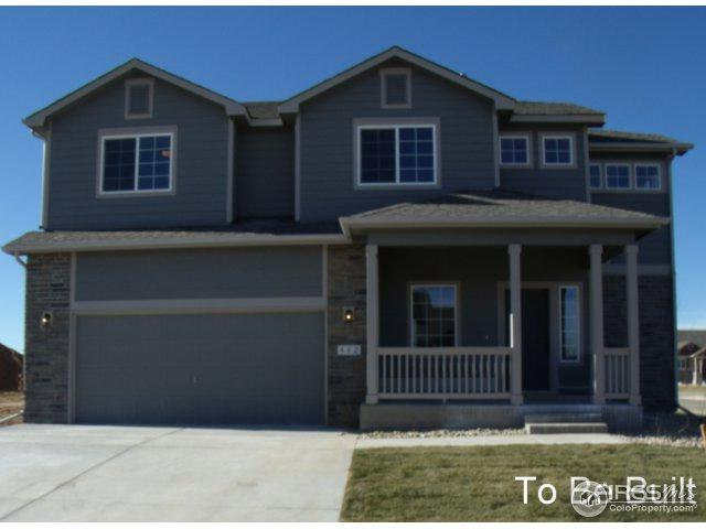 373 Mt Bross Ave, Severance, CO 80550 (MLS #837503) :: The Daniels Group at Remax Alliance