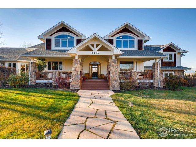 7105 Quiet Retreat Ct, Niwot, CO 80503 (MLS #837514) :: 8z Real Estate