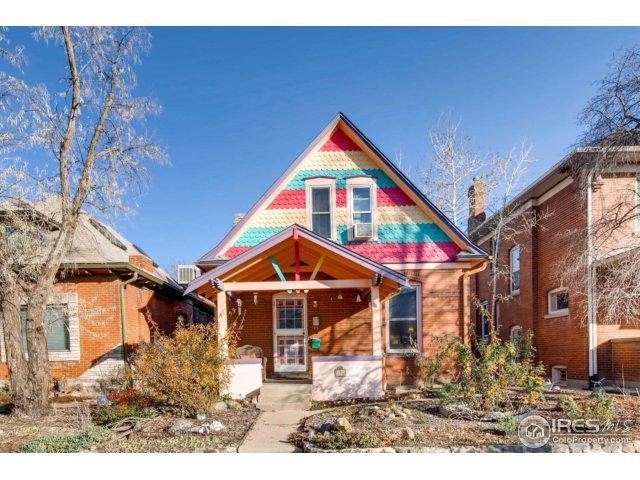 978 S Pennsylvania St, Denver, CO 80209 (MLS #837530) :: 8z Real Estate