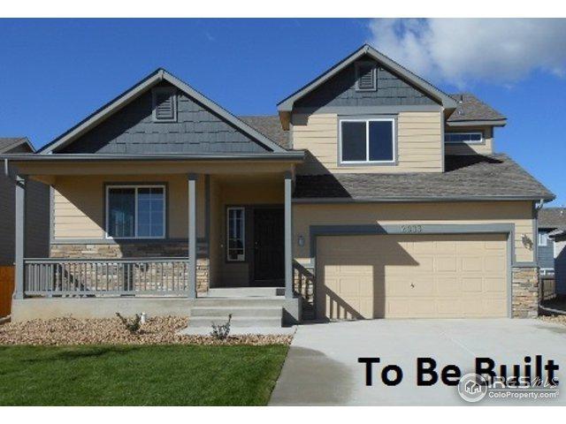719 Elk Mountain Dr, Severance, CO 80550 (MLS #837649) :: Kittle Real Estate