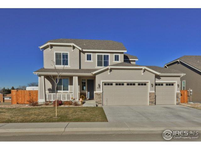 890 Wagon Bend Rd, Berthoud, CO 80513 (MLS #837654) :: Kittle Real Estate