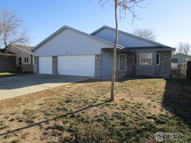 1610 40th St Ct, Evans, CO 80620 (MLS #837688) :: Kittle Real Estate