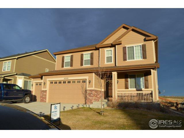 16540 Sanford St, Mead, CO 80542 (MLS #837696) :: Kittle Real Estate
