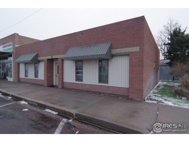 121 W 2nd St, Julesburg, CO 80737 (#837730) :: My Home Team