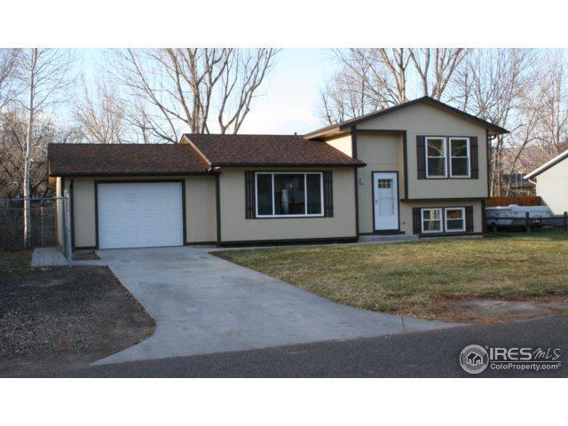 4013 Cork Dr, Laporte, CO 80535 (MLS #837737) :: Kittle Real Estate