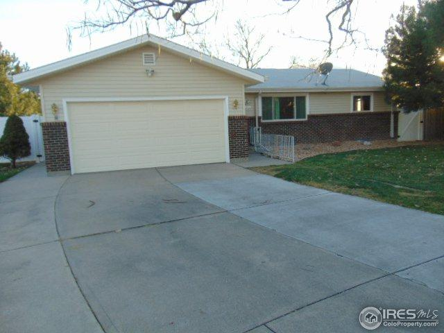 2628 25th Ave, Greeley, CO 80634 (#837770) :: The Peak Properties Group