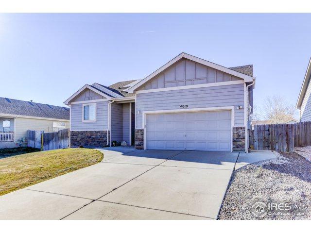 4019 28th Ave, Evans, CO 80620 (MLS #837849) :: Kittle Real Estate