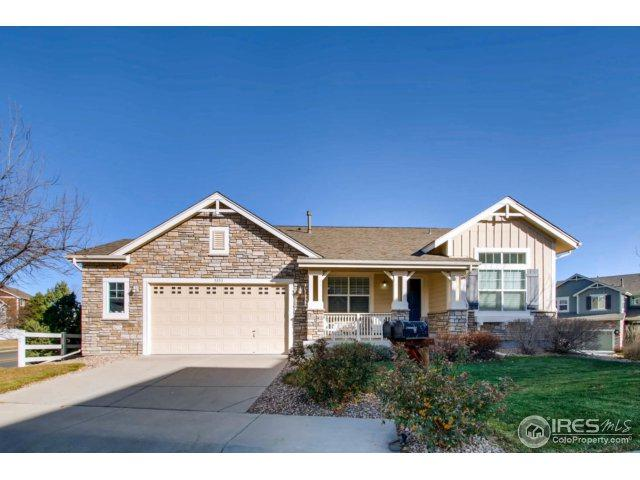 5853 Noble Ct, Arvada, CO 80403 (#837867) :: My Home Team
